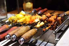 Live BBQ Barbeque Nation Dubai Buffet Free Birthday Freebie