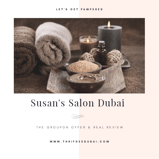 Groupon Deals Salon Spa Pamper Dubai Review Discount