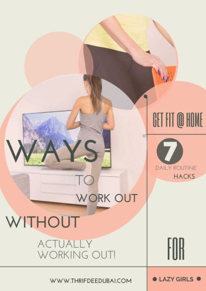 Ways To Work Out Lazy Girl Fitness Thrifdeedubai