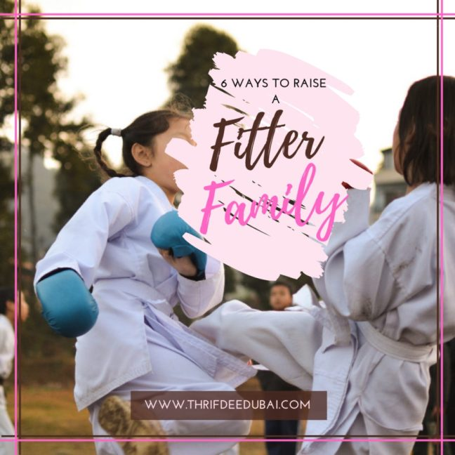 Kids Fitness Health Fitter Family Gym Sports Family Lifestyle