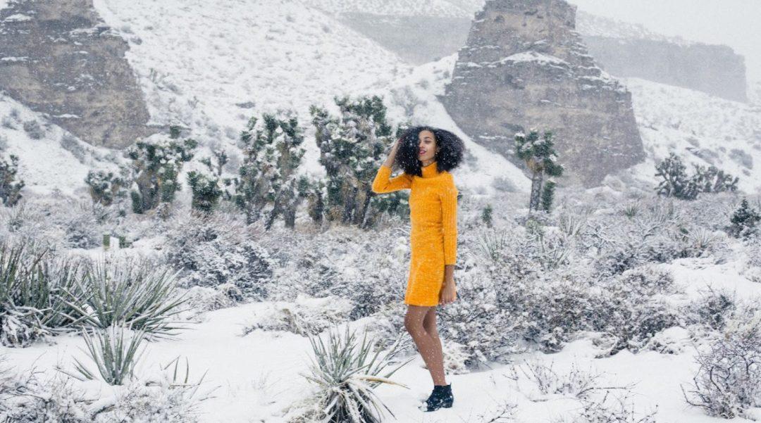 orange-dress-snow