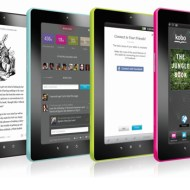 Kobo VOX 7″ Touchscreen eBook Tablet w/ Android OS 2.3, Built-in Wi-Fi, & Bonus Case-Available in 4 Colors