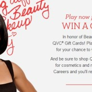 QVC Beauty with Benefits Instant Win Game ends 4/25