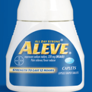 $2.00 Off Aleve Coupon