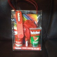 Twizzlers Sweet Scented Spa Set Giveaway ends 8/25