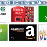 Free Gift Cards & More from Bing Rewards