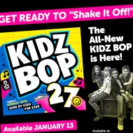 KIDZ BOP 27 Available Everywhere January 13th
