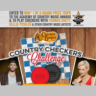 Cracker Barrel Old Country Store Country Checkers Challenge Sweepstakes ends 4/18