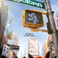 Walt Disney Animation Studio's ZOOTOPIA – New Poster