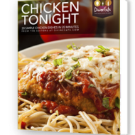 FREE – Chicken Recipe BOOK!  Lots of Delicious EASY Recipes!