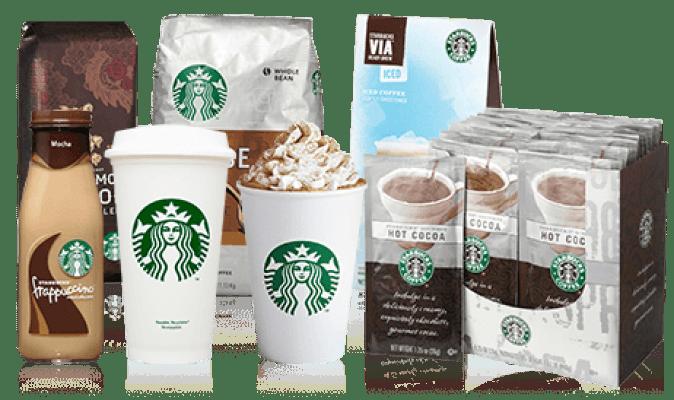 Free Starbucks Sample