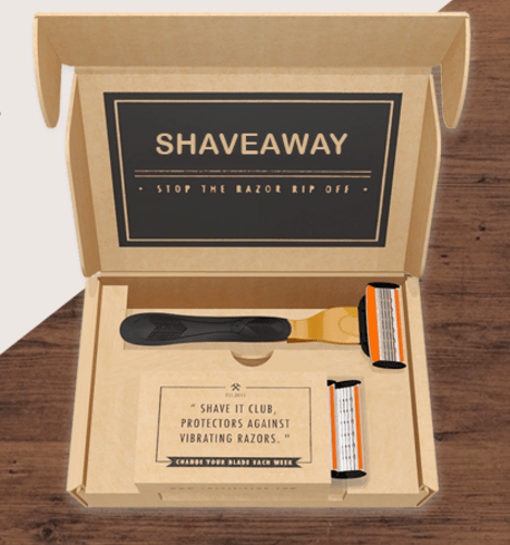 Shave Box  Giveaway