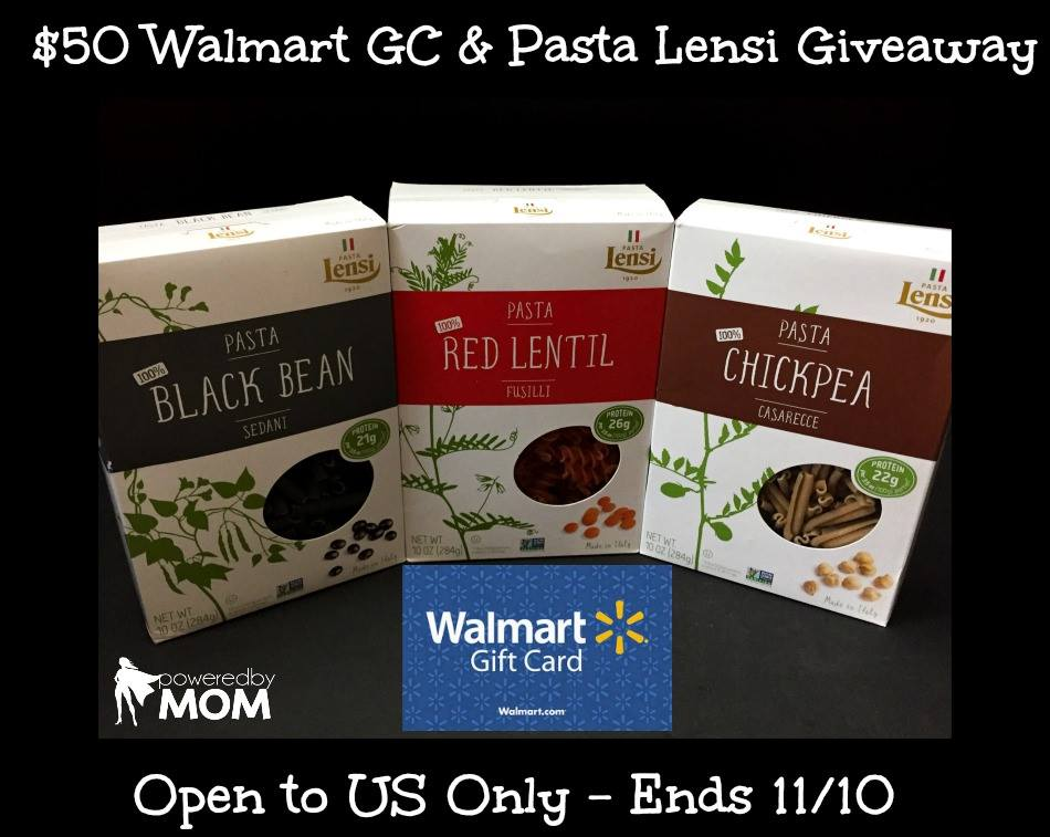 50-walmart-gift-card-and-three-boxes-of-pasta-lensi-giveaway