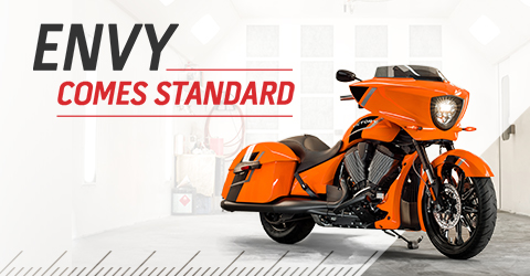 Polaris Victory Motorcycles Magnum Sweepstakes