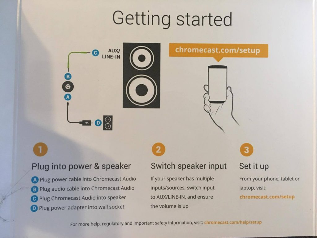 Play Music on Your Speakers Old or New, Wirelessly with @Chromecast @BestyBuy1