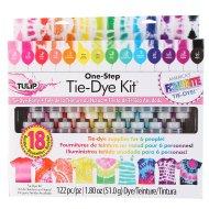 18-Color Tie-Dye Kit