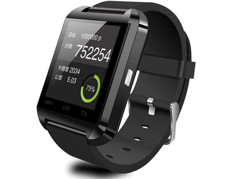 Bluetooth Wrist Smart Watch $8.99