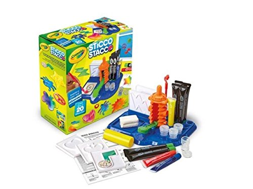 Crayola, Cling Creator, Art Activity