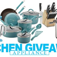 Kitchen Appliance Giveaway
