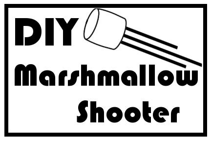 PVC Marshmallow Shooter