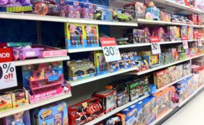 Target 70 Was 75 Off Toy Clearance Could Happen This
