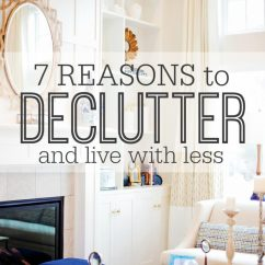 Easy Kitchen Remodel Tommy Bahama Table 8 Ways We Saved Big On Our Frugal 7 Reasons To Declutter And Live With Less