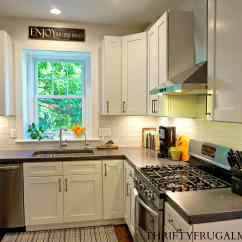 Budget Kitchen Remodel Kitchens On Finance Bad Credit Friendly Classic White