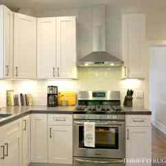 Kitchen Rehab Lowes Backsplash For 8 Ways We Saved Big On Our Frugal Remodel