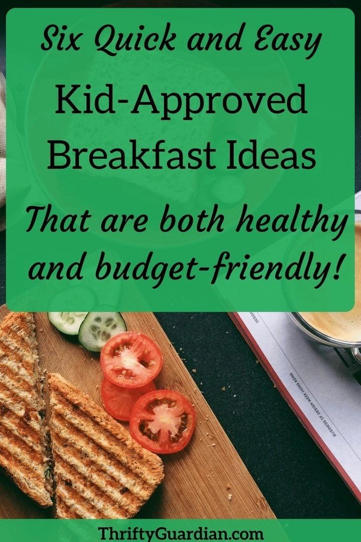 Cheap and fast breakfast recipes that are also healthy and family-friendly! These kid friendly breakfast ideas are great for those who want to save time in the morning. #easybreakfast #breakfastrecipes #kidapprovedrecipes #breakfast #quickbreakfast #healthybreakfast #healthyrecipes #familyrecipes