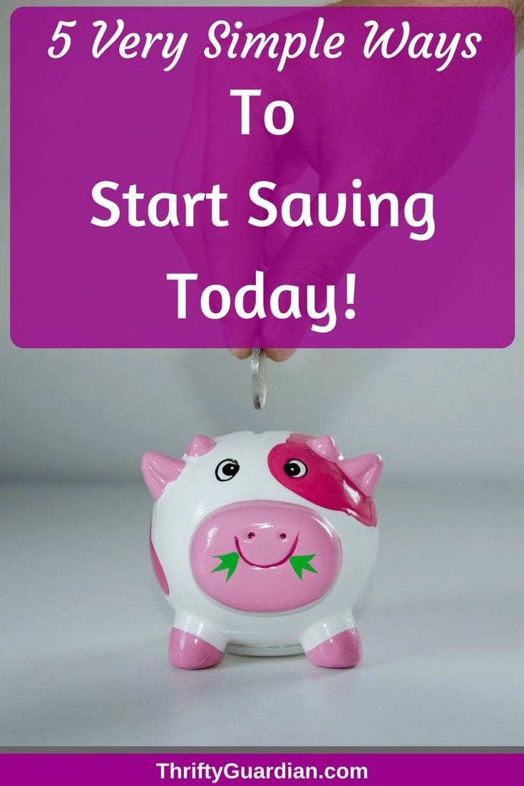 Cut down on your expenses starting today with these 5 quick tips on how to start saving money today, including cutting down your cable bill! #cutcosts #budget #frugal #savemoney #thrifty #cable #howtosavemoney