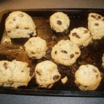 Fruit Scones, 4p per scone, Meal Plan 1