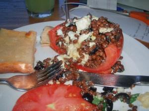 Stuffed Beefsteak Tomato 51p each