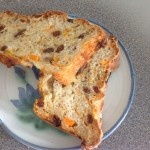 Carrot & Sultana Loaf – 9p per serving