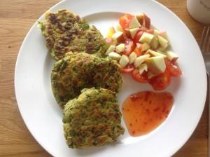 Breakfast Bhaji's 31p, abortive plans and huge panes of glass