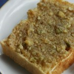 Another CFR recipe, walnut & seed butter