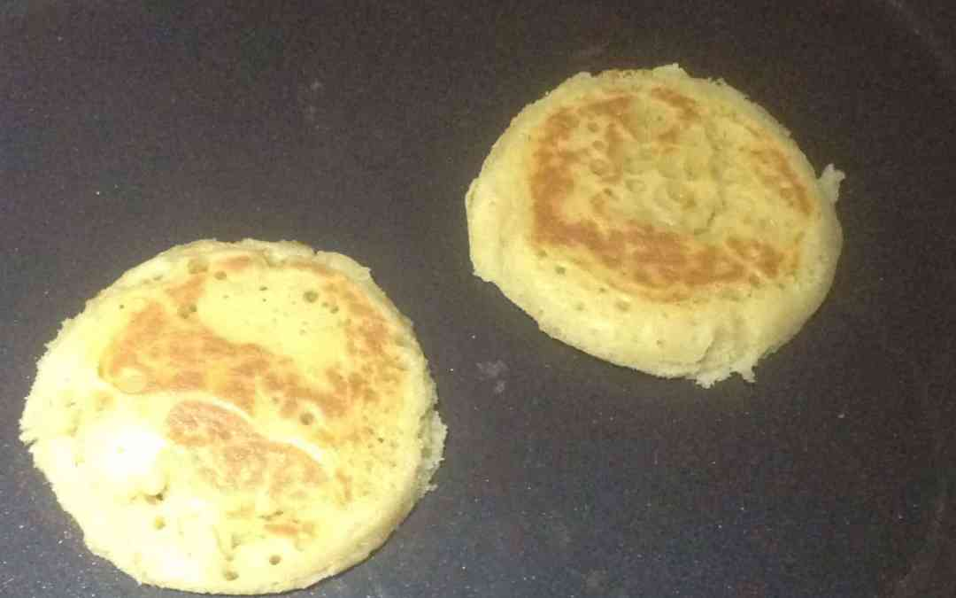 Crumpets and pikelets, savoury and sweet