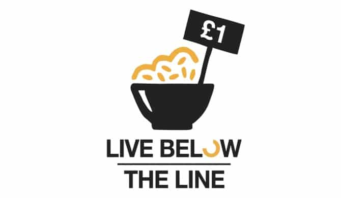 The Live Below The Line UK challenge, 2015 – LBLUK2015