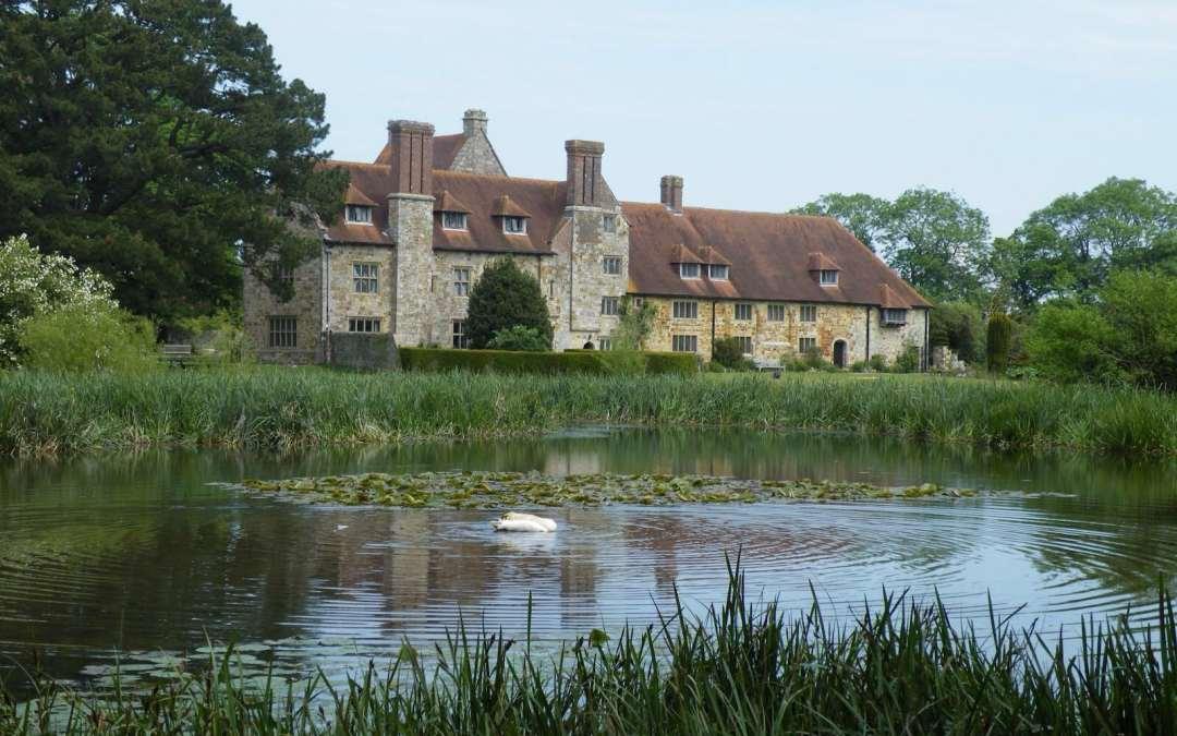Michelham Priory, khaki gunk and lost keys