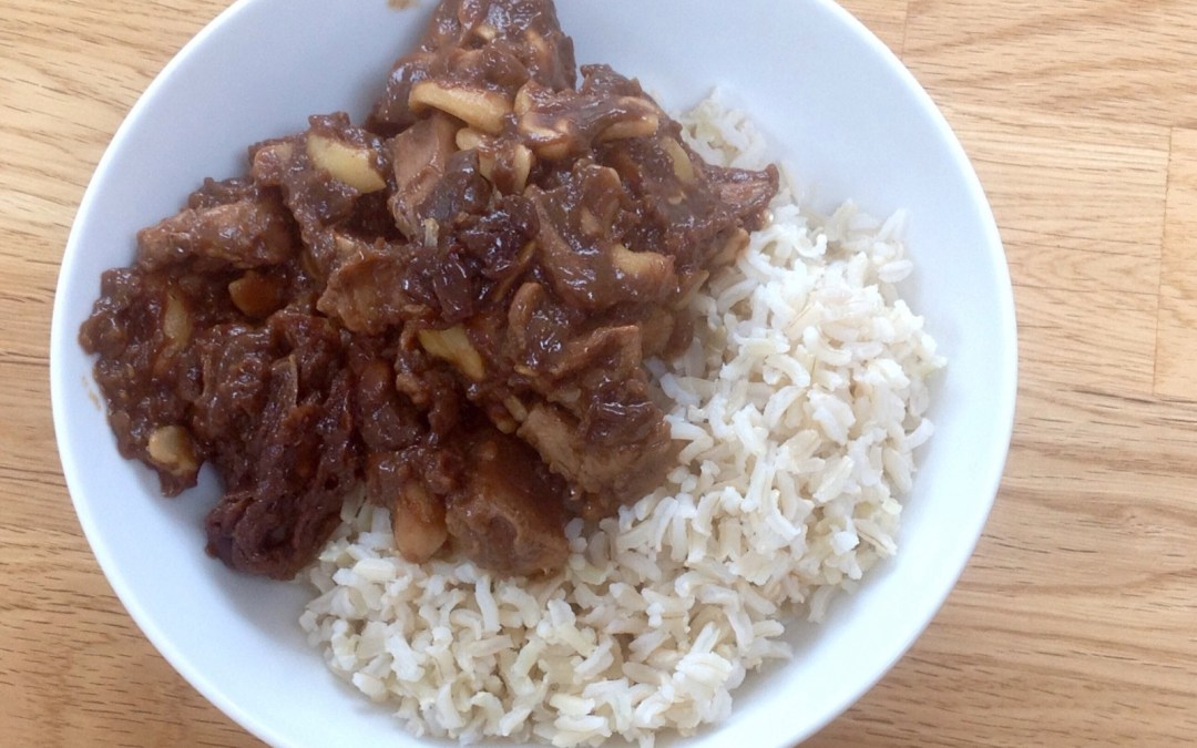 Cashew Chicken, 89p a serving, and how to stay on track
