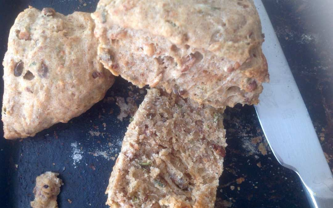 Herby Scones, 2p a scone – Meal Plan 10
