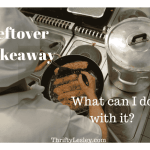 Love Your Leftovers – Takeaways