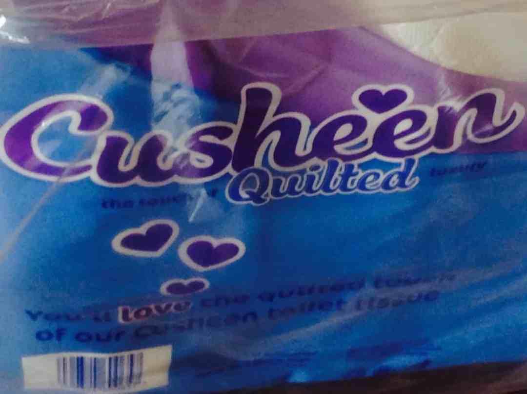 Cusheen toilet rolls