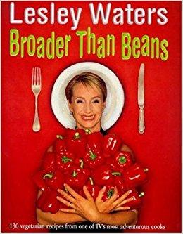 Broader than beans, a cook book
