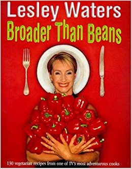 Broader than beans, a cook book