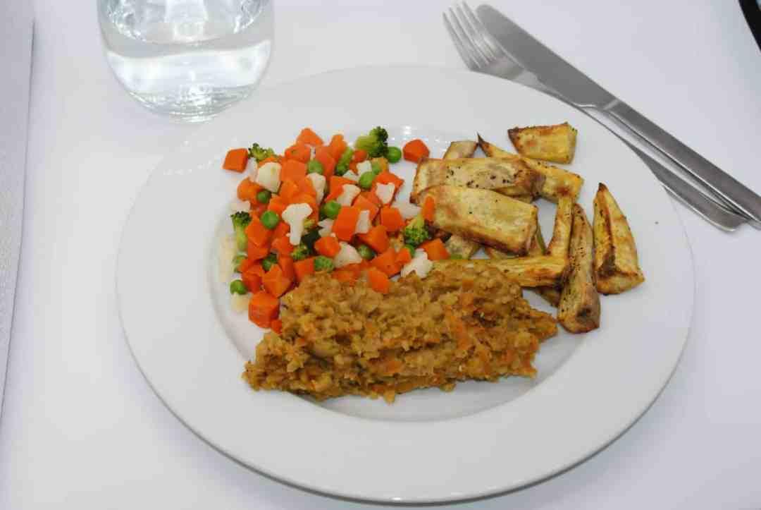 lentil nutloaf for an extremely cheap dinner