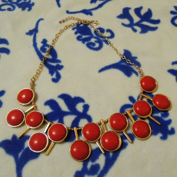 Necklace -  Chris and Georges Manila