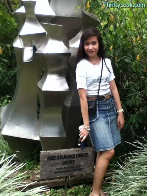 malagos garden resort, davao, park, sculpture, art, art sculpture garden,