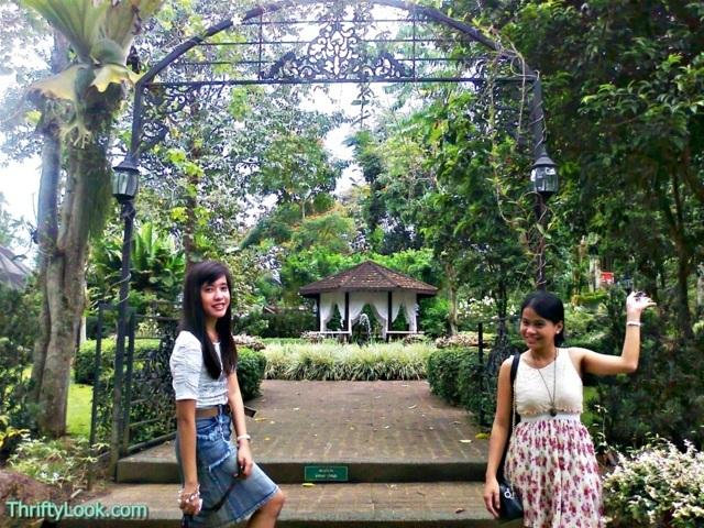 malagos garden resort, davao, park, garden