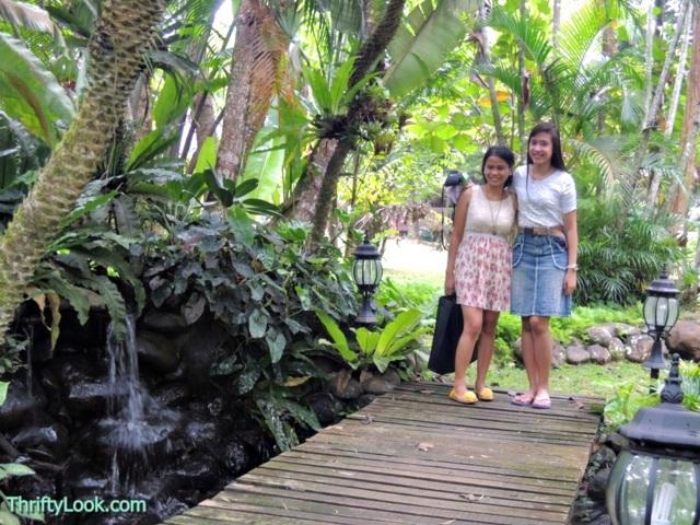 malagos garden resort, davao, park, bridge, falls,