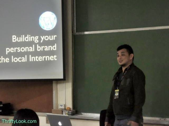 personal brand, branding, media kit, Philippines, wordcamp, wordpress, blog, blogging, networking, cms, content management,